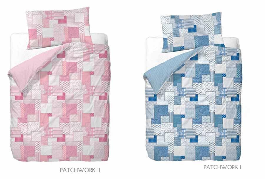 fundas nordicas para niño y niña patchwork