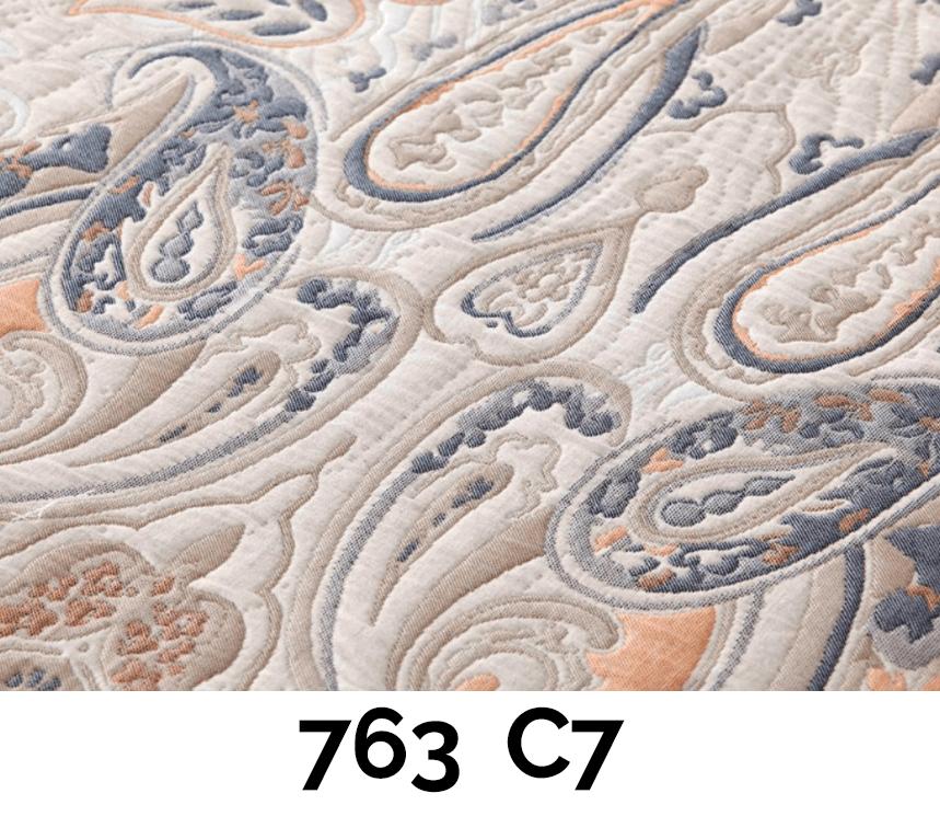 Colores disponibles Set Paisley 763