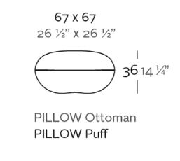 puff pillow