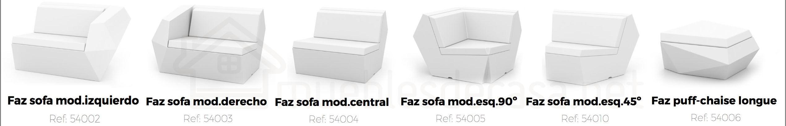 sofá faz por modulos