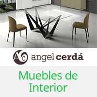 muebles de interior Angel Cerda