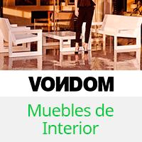 Muebles de Interior Vondom