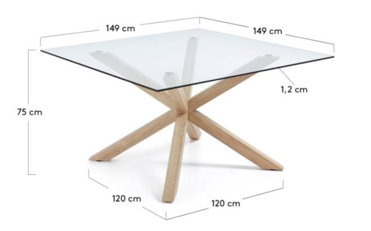 medidas mesa arya-149cm