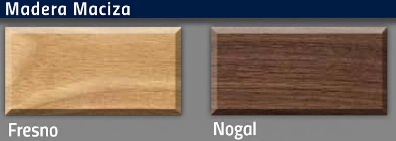 madera maciza