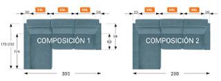 combinacion 1 y 2