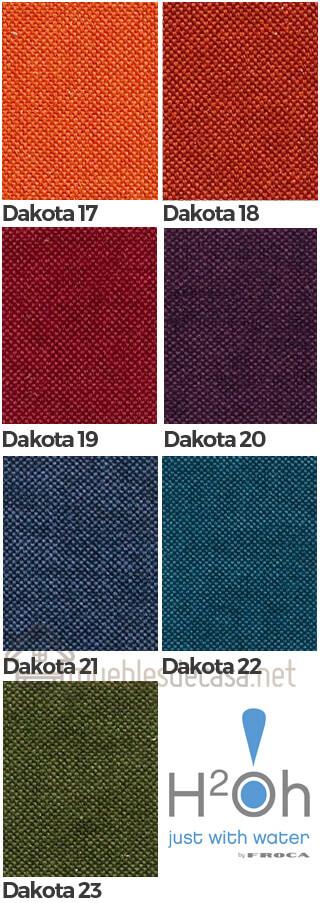 colores tejido dakota 3