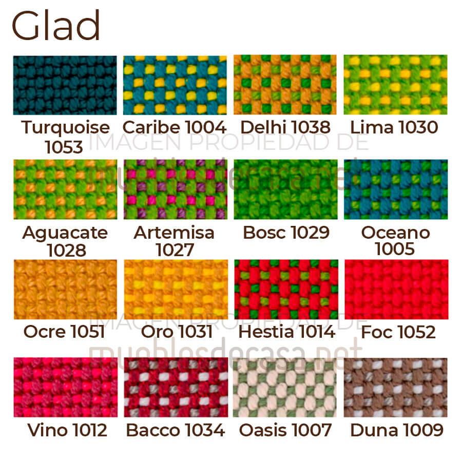 Paleta colores acolchado grupo 2