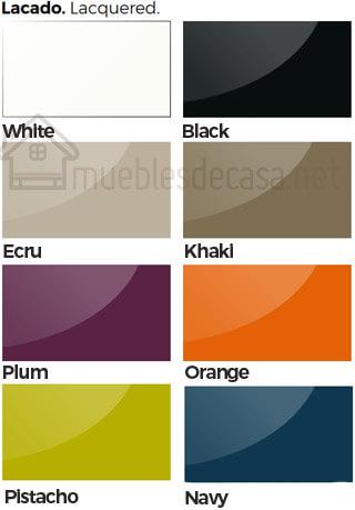 colores lacados vondom 2