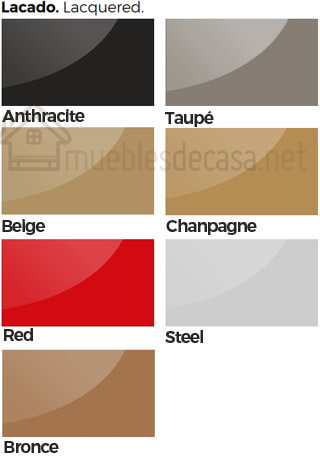 colores lacados vondom 1