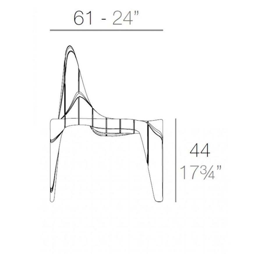 Medidas silla F3