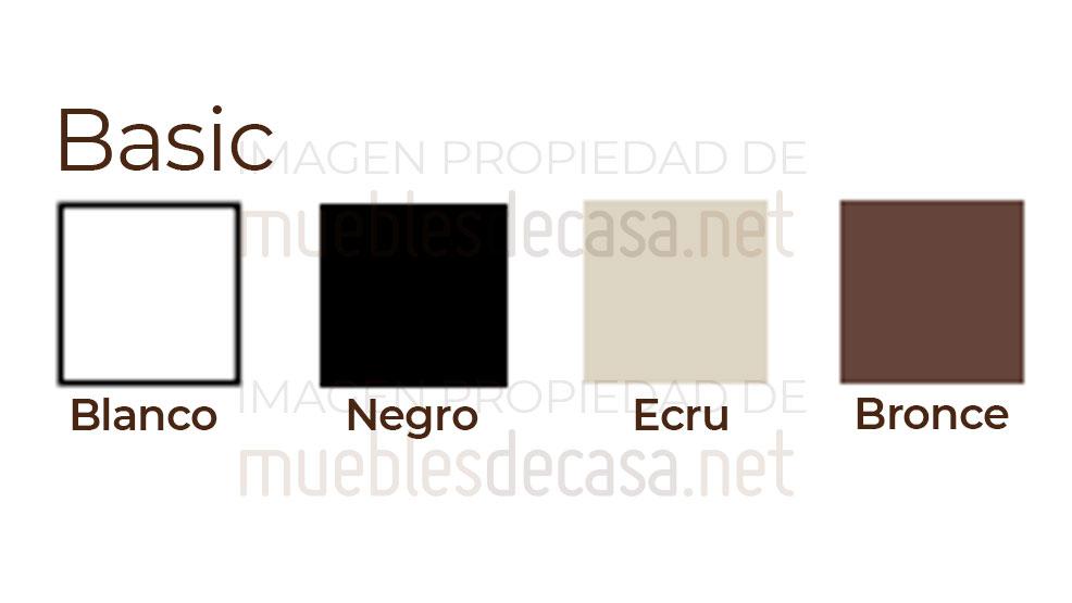Paleta basic Solid