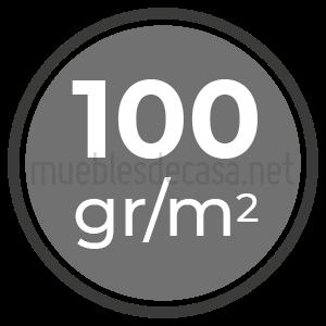 100 gramos