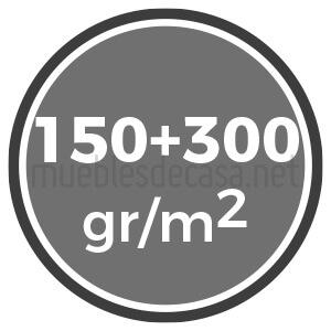 duo 150+300 gr