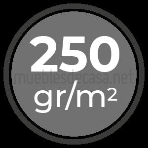250 gramos