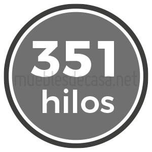 351 hilos