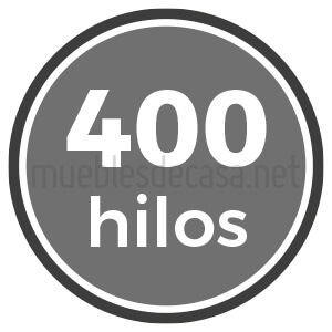 400 hilos