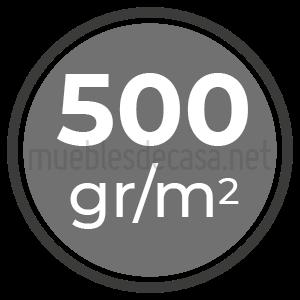 500 gramos