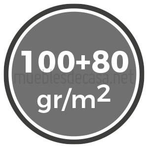 duo 100 y 180 gramos