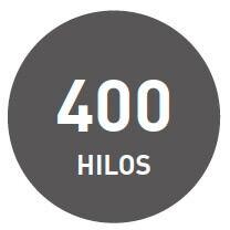 algodon de 400 hilos