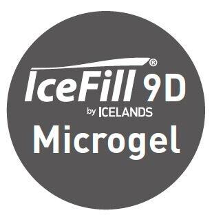 fibra icefill con microgel 9d