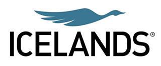 logo nordicos de pluma icelands