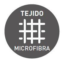 tejido microfibra
