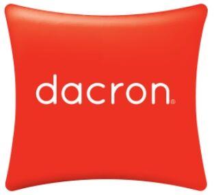 fibra antialergica dacron