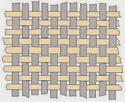 tejido tafetan en nordicos moshy