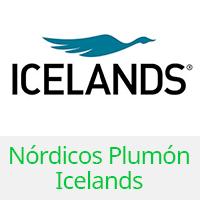 nordicos de pluma icelands