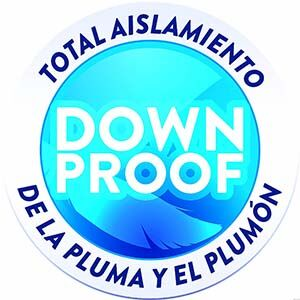 down-proof