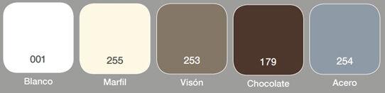 colores sabanas de 200hilos es-tela