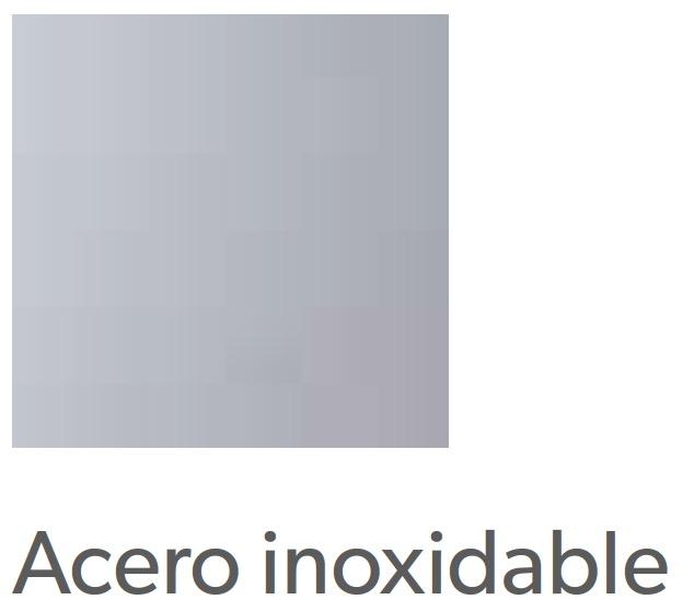 estructura de acero inoxidable cromado