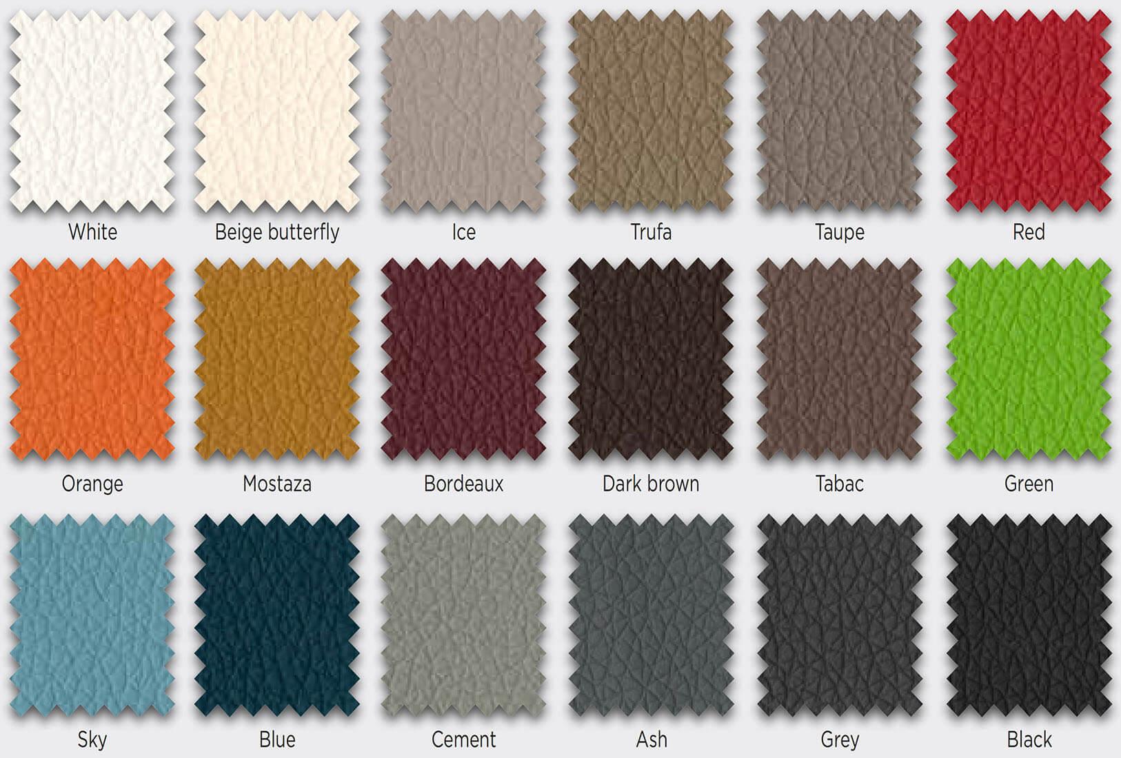 colores ecopiel nacher