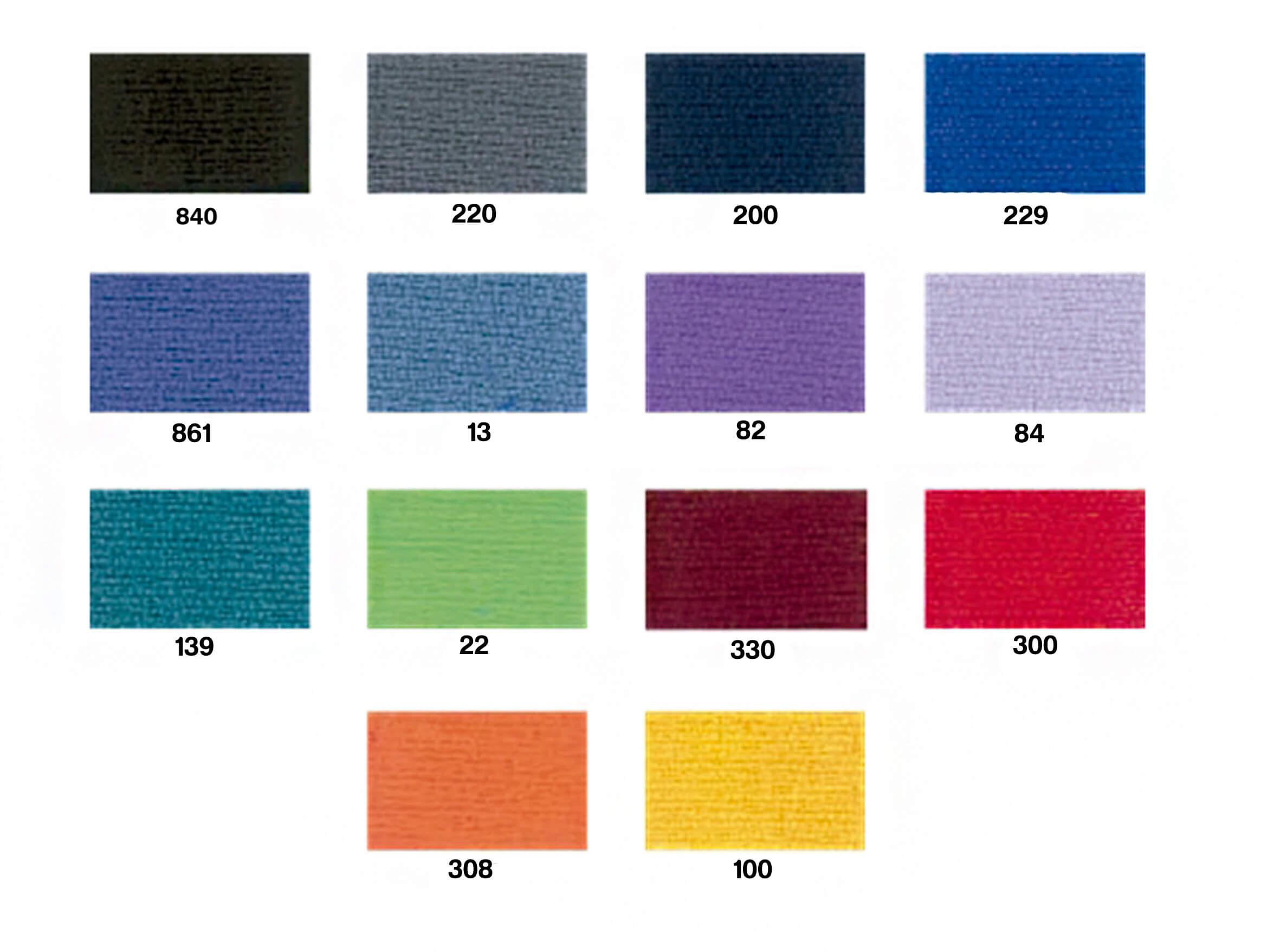 colores sillas de oficina vincolo