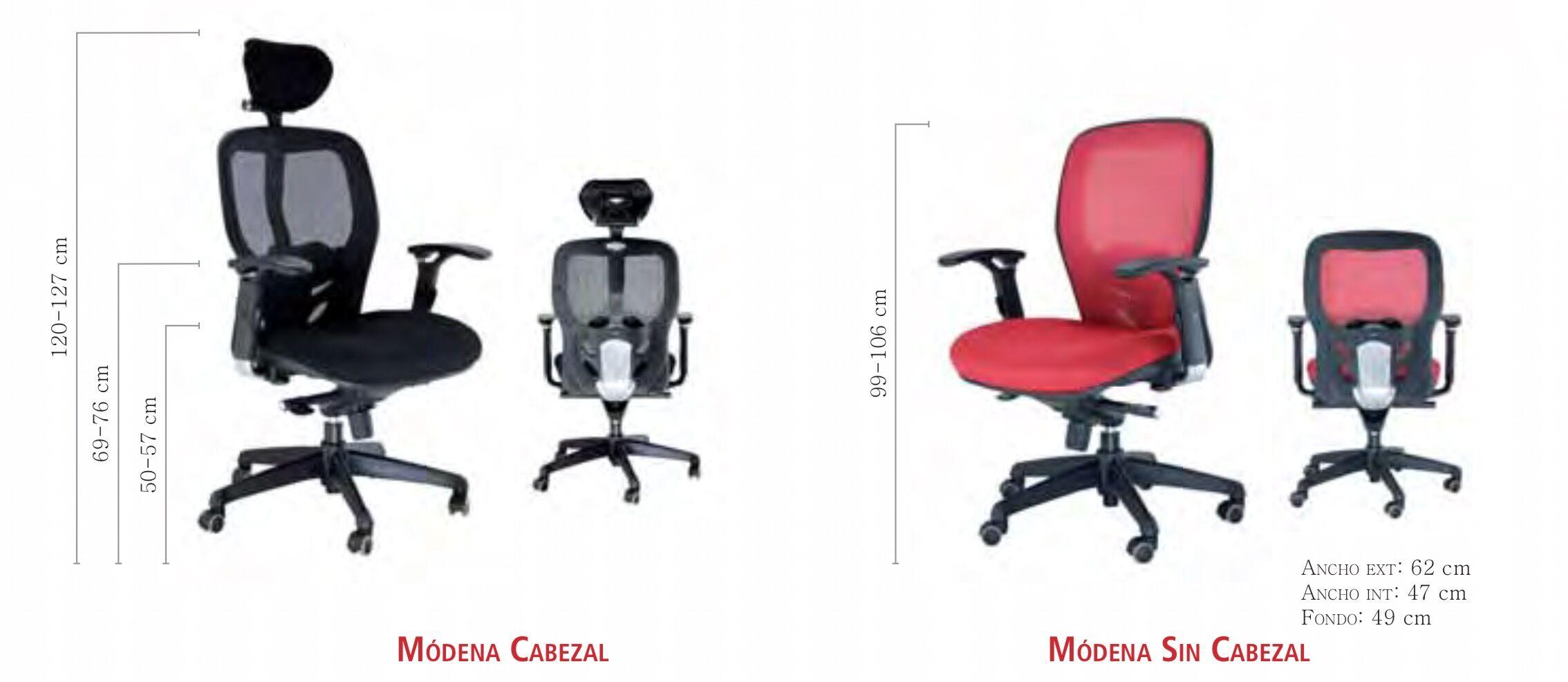 medidas silla módena vincolo