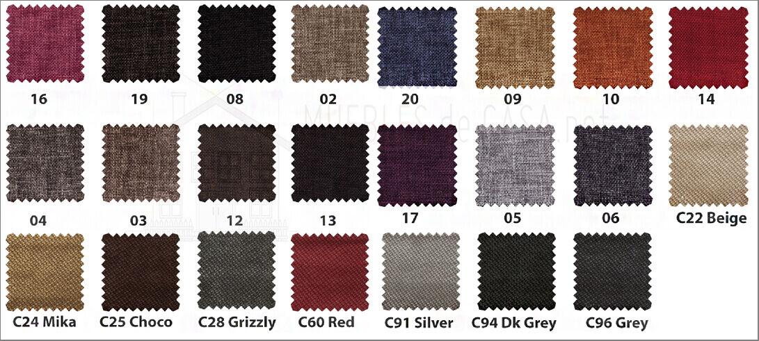 colores muebles mopal