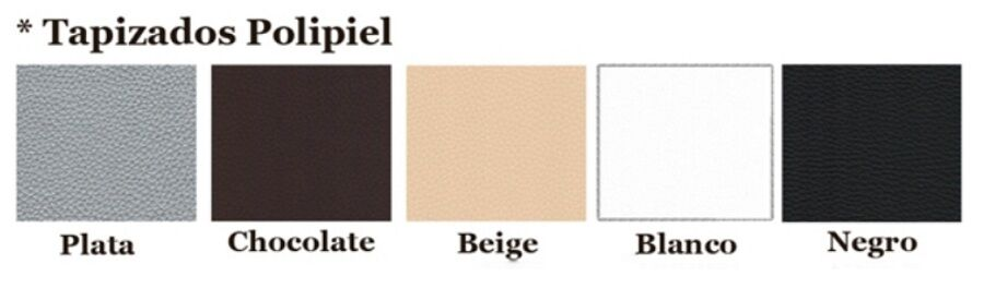 colores tapizados polipiel magister