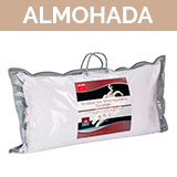almohada fibra termorreguladora