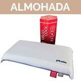 almohada termorreguladora