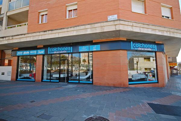 Tienda de descanso en Málaga