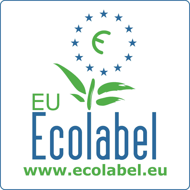 sello ecolabel cuidado medio ambiente
