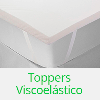 topper viscoelastico
