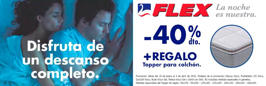 Flex colchón+topper