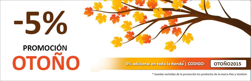 Promoción otoño 2015