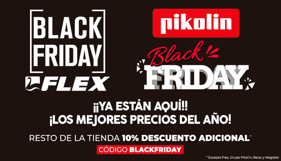 Black Friday Colchones Flex y Pikolin
