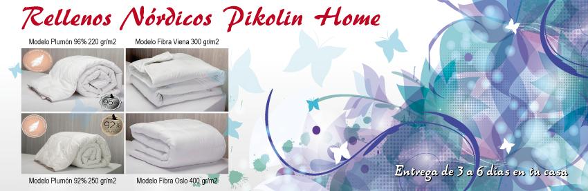 Rellenos Nórdicos Pikolin Home