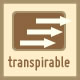 Transpirable